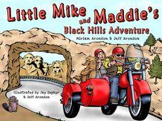 Little Mike and Maddie's Black Hills Adventure by Miriam Aronson,http://www.amazon.com/dp/0979530210/ref=cm_sw_r_pi_dp_C.x0sb130F09BQ6B