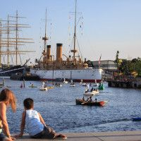 Top 15  Things To Do On Philadelphia's Two Waterfronts Before Summer Ends
