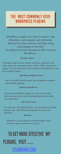 Our effort is to make you introduced with new but effective plugins for your site .