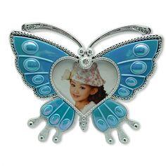 Kişiye Özel, Tasarlanabilir Büyük Kelebek Magnet Çerçeve - Çerçeve,Magnet - Hediyelik Fotoğraf Baskı #hediye #hediyeler #kişiyeözel