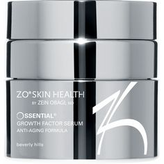 This week's featured product is ZO® Skin Health's Ossential Growth Factor Serum...      This fantastic silky serum contains two powerful proprietary peptides, retinol and amino acids which work together to boost collagen,stimulate cellular function and restore elasticity.  Its soothing gel formula is also perfect for sensitive skin types!