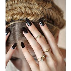 braids and bling