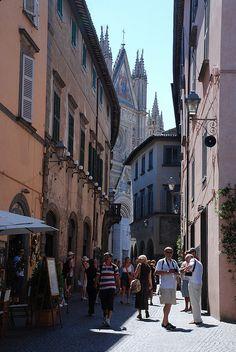 Cute Streets - Orvieto, Umbria, Italy
