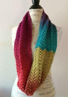 Calistoga Cowl Free Knitting Pattern