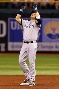 Thank you Lord for Nick Swisher
