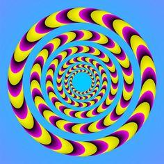 Kitaoka optical illusions