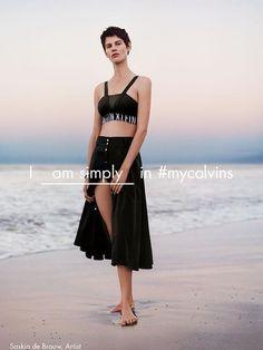 Calvin Klein Spring 2016 Global Campaign (Calvin Klein)