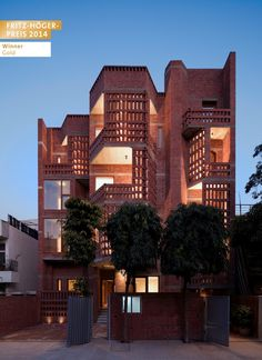 vir.mueller architects, Neu-Delhi, Indien | Defence Colony Residence, Neu-Delhi, Indien © Andre J. Fanthome