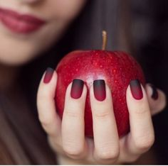 Wicked witch fall manicure
