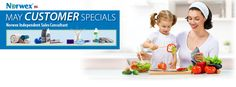 Norwex USA May Customer Specials For more info: http://www.norwex.biz/pws/home2999999/tabs/specials--sales.aspx