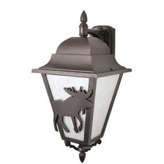 Melissa Americana 3 Light Outdoor Wall Lantern Finish: Aged Silver