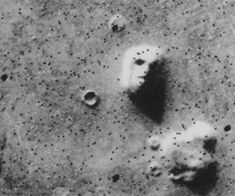 The Face on Mars Famous Martian rock mesas known by names like the Face on Mars appear quite natural when seen more clearly on better images. . . . . Image Credit: NASA, Viking 1 Orbiter . . . . #apod #face #mars Planet Video, Explanation Writing, Galaxy Photos, Astronomy Pictures, Space Photography, Space Photos, Space Exploration, The Martian, Science And Nature