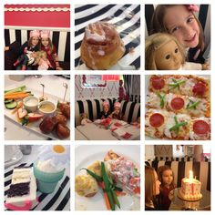 What to eat: American Girl Place Cafe and Birthday Celebration.