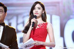 151231 Yoona - MBC Gayo Daejun