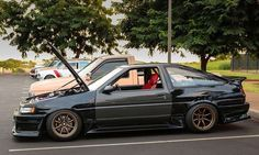 86 Corolla Ae86, Toyota Corolla, Toyota Celica, Tuner Cars, Jdm Cars, Nissan Silvia, Japan Cars, Car Photography, Retro Cars