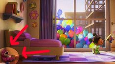 23 Pixar Movie Easter Eggs That Actually Alluded To Future Movies Pixar Movies, Disney Movies, Toy Story, Student Cubbies, Easter Eggs In Movies, Monsters Inc Boo, Mickey Watch, Pixar Shorts, The Incredibles 2004