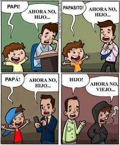 Funny pictures about We should think about it. Oh, and cool pics about We should think about it. Also, We should think about it. Sad Comics, Funny Comics, Parenting Fail, Parenting Humor, Video Humour, Humor Videos, Funny Videos, Humor Grafico, Make Time