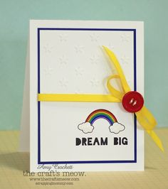 Dream Big : Scrapping Mommy by mommy2darlings, via Flickr