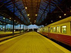 Railway station. - Helsinki, Finland - photo rai-rai