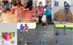 1. Blazen naar de overkant! Laat leerlingen in een 'wedstrijdje' hun plastic beker naar de overkant van de tafel blazen door middel van een…