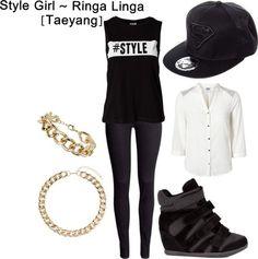 Ringa Linga ~Style Girl [Taeyang]