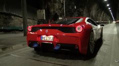 Ferrari 458 Speciale with aftermarket exhaust screams Ferrari 2017, Ferrari 458, Exhausted, Scream, Vehicles, Cars, Awesome, Check, Top