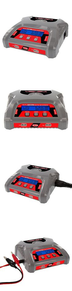 Chargers 56605: Venom 50W Dual Output Ac Dc 6 Amp 3S X2 Lipo And Life Rc Battery Balance Charger -> BUY IT NOW ONLY: $59.99 on eBay!