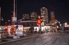 The Quay in New Westminster, British Columbia - Canada Westminster, British Columbia, Times Square, Street View, Canada
