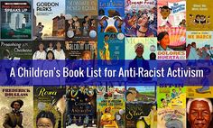 Beyond addressing issues of race and racism, this children's reading list focuses on taking action. It highlights resistance, resilience and activism; and seeks to empower youth to participate in the ongoing movement for racial justice. Freedom Riders, Freedom Fighters, Kids Library, Anti Racism, Chapter Books, Children's Literature, Book Lists, Reading Lists, Books To Read