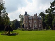Chateau de Sainte-Croix à Longuenesse - Nord Pas de Calais