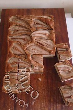 Kuchnia Paleo dla opornych : Ciasto jaglane bananowo-gruszkowe Paleo, Beach Wrap, Paleo Food