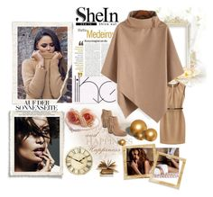 """""""SheIn"""" by eemiinaa ❤ liked on Polyvore featuring Vince Camuto and Martha Medeiros"""