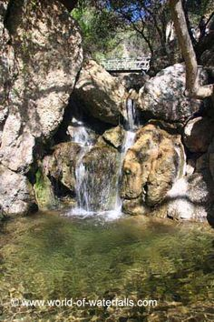 Temescal Canyon Falls (Santa Monica Mountains/Pacific Palisades, California,USA)
