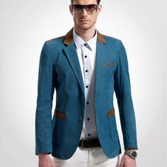 blazer gamuza hombre - Buscar con Google