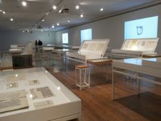 A Jewish Grandmother : Types and Fonts in the Israel Museum