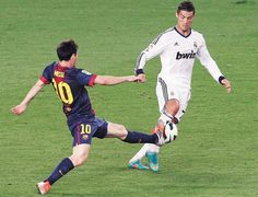 PES y Fifa, otro entre Cristiano Ronaldo vs Messi - Taringa!