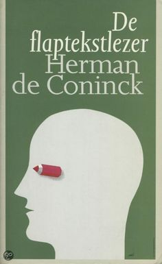 De flaptekstlezer - Herman De Coninck