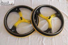 """24"""" design roues en carbone pour fauteuils"""