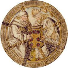 George Ripley Scrowle. Proceso de creación del omúnculo alquímico que sería el equivalente al Golem cabalístico. Libro sellado con siete sellos