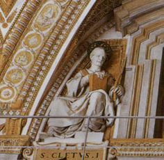 Image of St. Cletus feast day 26th April pray for us.
