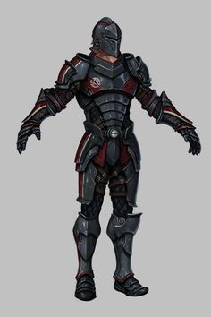 Mass Effect Armor Concept