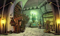 Laboratory: Igor Movie by ~filbarlow on deviantART