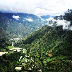 Baños, Ambato, Ecuador