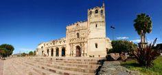 El exconvento dedicado a San Pablo es una de las atracciones de este Pueblo Mágico.  Foto: Luis Silva