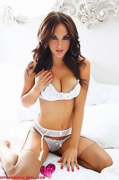 Woman selfie nude butt skort