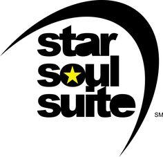 Logo Design for Star Soul Suite event series, designed by Moksha Media of Dallas - Daymond E. Media Logo, Best Logo Design, Cool Logo, For Stars, Web Development, Dallas, Branding, Logos, Brand Management