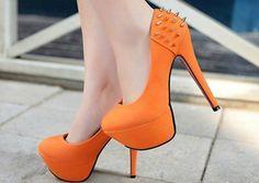 Orange is my favorite Color!!!