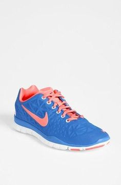 Running start. Nike 'Free TR Fit 3' Training Shoe