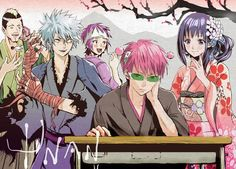 Saiki Kusuo no Psi Nan: this anime is still being made i thought that it was going to be bad but somehow kept me interested and now i really ike it. Comedy Anime, Pics, Animation, Anime, Cartoon, Anime Characters, Fan Art, Saiki, Manga