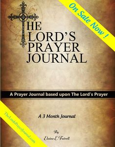 The Lords Prayer Journal uses The Lords Prayer as the basis to learn how to pray as Jesus taught us in the Bible. Daily devotional for women and men. Lord's Prayer, Prayer Board, Prayer Quotes, Father Son Holy Spirit, Praying For Others, Prayer Journals, Thank You Lord, Happy Reading, Prayer Warrior